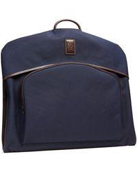 Longchamp Boxford Garment Bag - Blue
