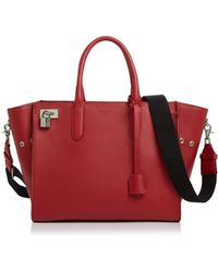Zadig & Voltaire - Muse Leather Satchel - Lyst