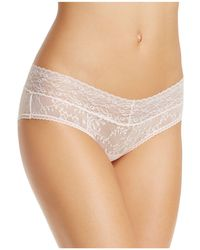 CALVIN KLEIN 205W39NYC - Bare Lace Hipster - Lyst