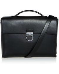 Ferragamo - Gancio New Slim Briefcase - Lyst