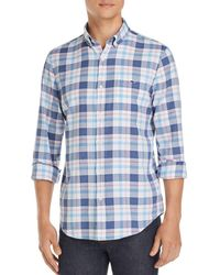 Vineyard Vines - Colony Bay Plaid Slim Fit Button-down Shirt - Lyst