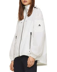 Moose Knuckles Audition Packable Anorak - White