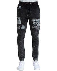PRPS Nakabito Jogger Trousers - Black