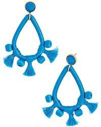 BaubleBar - Sardinia Drop Earrings - Lyst