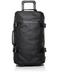 Rains Small Waterproof Carry On Travel Bag - Black