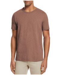 Theory - Essential Crewneck Short Sleeve Tee - Lyst