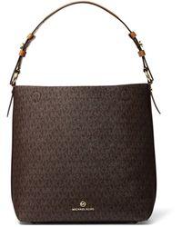 MICHAEL Michael Kors Lucy Medium Hobo Shoulder Bag - Multicolour