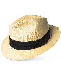 Bailey of Hollywood Cuban Panama Straw Hat - Natural