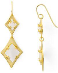 Stephanie Kantis - Architype Drop Earrings - Lyst