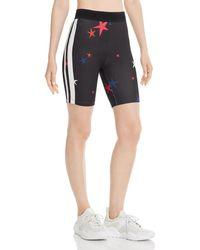 Pam & Gela - Star Print Bike Shorts - Lyst