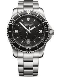 Victorinox Chrono Classic Watch - Metallic