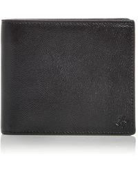 WANT Les Essentiels Benin Leather Bifold Wallet - Black