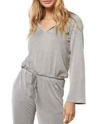 O'neill Sportswear - Henderson Flare - Sleeve Hoodie - Lyst
