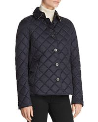 Burberry - Frankby Quilted Jacket - Lyst