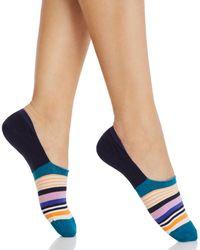 Happy Socks - Multi-stripe Liner Socks - Lyst