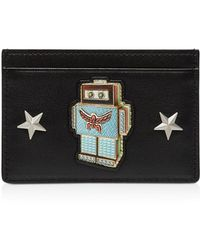 MCM - Roboter Card Case - Lyst