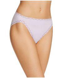 Natori - Bliss French Cut Bikini - Lyst