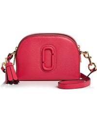 Marc Jacobs - Shutter Small Leather Crossbody - Lyst