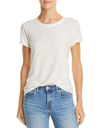 Nation Ltd - Colette Cuffed Tee - Lyst