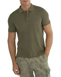 ATM Atm Anthony Thomas Melilo Classic Fit Polo Shirt - Green