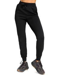 GOOD AMERICAN Scuba Joggers - Black