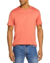 Bloomingdale's The Store At Bloomingdale's Pima Cotton Crewneck Tee - Multicolour