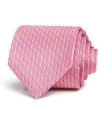 Ferragamo - Toucans Classic Tie - Lyst