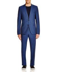 HUGO - Solid Aeron/hamen Extra Slim Fit Suit - Lyst