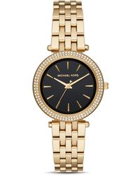 MICHAEL Michael Kors - Michael Micheal Kors Mini Darci Watch, 37mm - Lyst