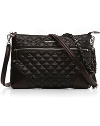 MZ Wallace - Crosby Nylon Crossbody - Lyst