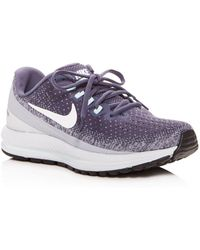 finest selection 48cbb 44648 Nike - Women s Air Zoom Vomero Lace Up Sneakers - Lyst