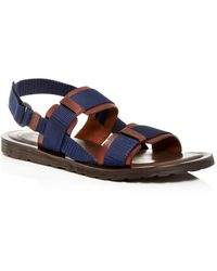 Kenneth Cole - Men's Coast Leather Sandals - Lyst