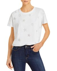Rails Star Tee - White