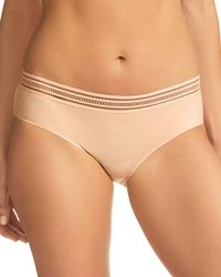 Fine Lines Supersoft Bikini - Natural
