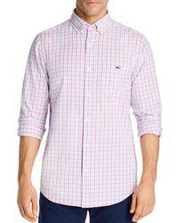 Vineyard Vines Mizpah Tucker Classic - Fit Button - Down Shirt - Multicolour