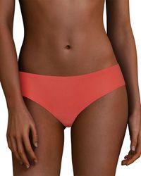 Chantelle Soft Stretch One - Size Bikini - Red