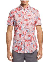 Vineyard Vines - Floral Slim Fit Button-down Shirt - Lyst