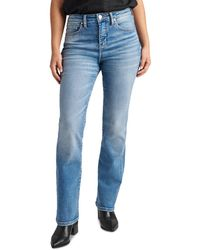 Jag Jeans Phoebe Bootcut Jeans In Riverside - Blue