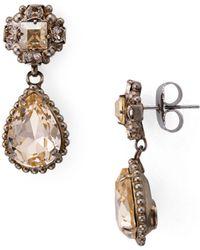 Sorrelli Posey Drop Earrings - Multicolour