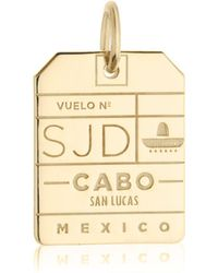 Jet Set Candy | Sjd Los Cabos Luggage Tag Charm | Lyst