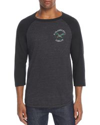 Junk Food - Philadelphia Eagles Color-block Raglan Tee - Lyst