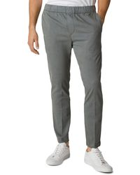 J Brand - Spadium Cropped Jogger Pants - Lyst