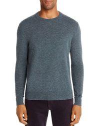 Bloomingdale's Cashmere Crewneck Sweater - Multicolor