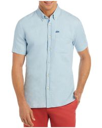 Lacoste - Regular Fit Button-down Shirt - Lyst
