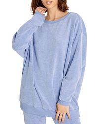 Wildfox Roadtrip Sweatshirt - Blue