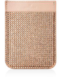 Swarovski Smartphone Sticker Pocket - Multicolour