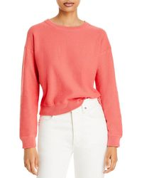 Vince Textured Crewneck Sweater (54% Off) - Comparable Value $195 - Multicolor