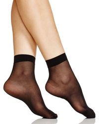 Wolford - Individual 10 Socks - Lyst
