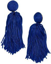 BaubleBar - Sonatina Tassel Earrings - Lyst