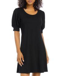 Karen Kane Erin A Line Dress - Black